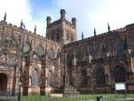 Chester's Norman Cathedral
