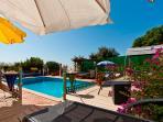 Pool, hot tub spa & views
