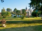 Domaine du treuil - Les tilleuls - Les extérieurs
