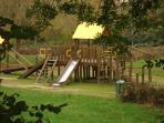 Children's park  (2 min walk )