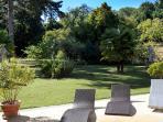 Domaine du treuil - Les tilleuls - Piscine, patio et jardin privatifs