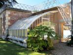 Domaine du treuil - Les tilleuls - Le patio