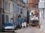 Rue d'Herambault Montreuil