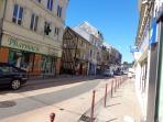 Le centre ville à 5 minutes à pieds
