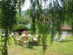 Jardin d'été chez Les Coukis
