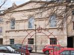 Kensington Chapel  - Front