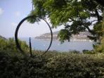 The wonderful French Riviera, a view from Cap Ferrat