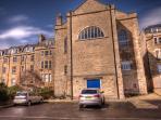 Kensington Chapel  - Rear & Secure Car Park