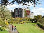 The Castle from the Terraces, Birr Castle Demesne