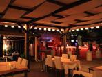 Fuego- bar, restaurant, club in Gulluk.