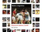 Millennium Stadium Cardiff, what's on for you