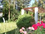 Romantic garden - Romantischer Garten (HL)