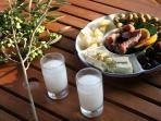 Greek Mezedes/Snacks