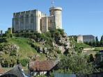 le château guillaume le conquérant