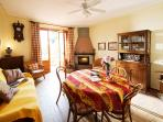 Casa Anita - living/dining room