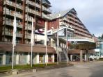 Hotel Rila next to Complex