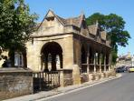 Market Hall, Chipping Campden (owned by the National Trust)