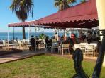 1st Restaurant on Marina, 5 minutes walk away