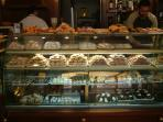 Traditional Italian Bakery in Caulonia (5min drive)