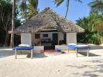 EXTRA:  A PERFECT  BEACH BUNGALOW 60m²   max4 guests