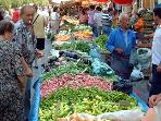 Kusadasi Farmers Market - every friday.