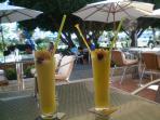 Enjoy a Fresh Lemonade in the Village