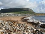 Knocknarea and Strandhill Beach
