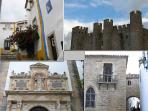 pictures of obidos a charming & magical place