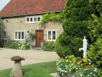 Kirkside the Main Cottage.