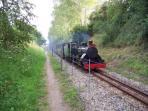 Bure Valley Railway - Aylsham to Wroxham