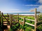 Coastal paths
