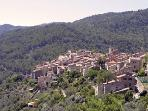 Welcome to Claviers - typical hilltop village in Provence, unspoilt by tourism