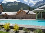 Apartment with pool in Serre Chevalier 1500