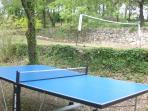 Be active ...play table tennis, volley ball, football in our large grounds