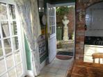 Kitchen Entrance