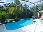 FUN-TASTIC South facing pool, conservation view and no rear neighbours!