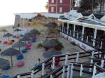 Choice of Beach Restaurants/Bars