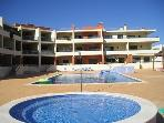 Dunas do Mar swimming pool and separate children's pool