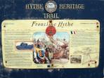 Follow Hythe's history on the short heritage trail