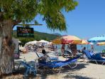 moraitika beach bar
