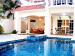 Detached 2 Storey Villa with Private Pool South Facing Sun All Day