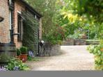Laurels Holiday Cottage - a village location in a rural setting. Thoughtfully presented and equipped