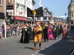 Stratford-upon-Avon Fiesta