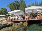 Hula Hula beach bar