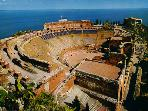 The Greek Theatre Taormina