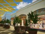 La Zenia Boulevard 25 minutes by car, spacious & modern offering  a fabulous shopping experience