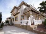 This modern and beautifully furnished villa is in a coastal setting on the popular Pinada Golf Nr. V