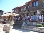 Nessebar shops