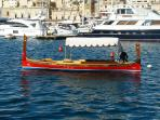 maritime city of Vittoriosa