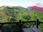 View from La Chapelle terrace